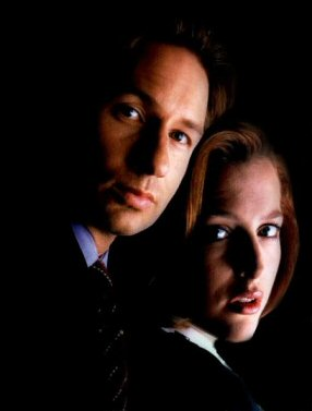 fox mulder dana scully